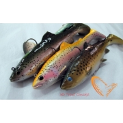 NEW Savage Gear 3D TROUT RATTLE SHAD