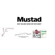 Mustad Slow Death Haken - 33862 NP-RB