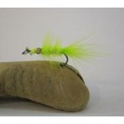 Propellerfliege chartreuse
