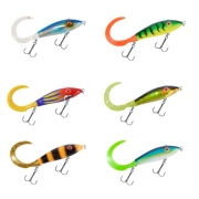 Balzer Shirasu Tail Bait Pike Dancer