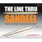 Savage Gear 3D LINE-THRU Sandeel / Sandaal - Limited Edition