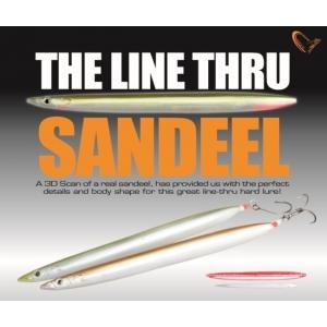 Savage Gear 3D LINE-THRU Sandeel / Sandaal - Limited Edition