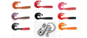 Zebco Curly Tail Twister 6 & 8 cm *NEU*
