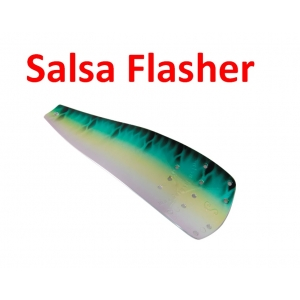 """DIE"" Flasher - Salsa Flasher - Glow - Chrome - UV"